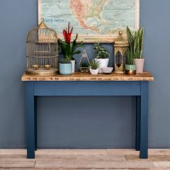 Rustic Victorian Style Console or Side Table (Various Customisable Options Available)