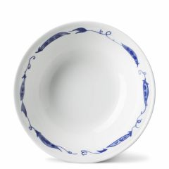 Pea Pod China Dinner Bowl