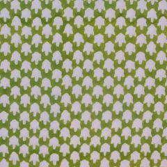 Chicken Feet in Fabric in Green