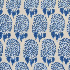 Bumble Fabric in Blue
