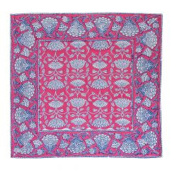 Lotus Jal Napkins in Pink