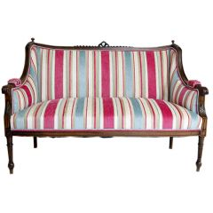Edwardian Sofa c1900 Main