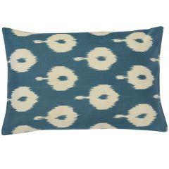 'Fleur' Silk Cushion