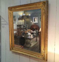 Classic 19th Century Gild Mirror