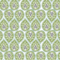 Bertie G Fabric Green Charlotte Gaisford