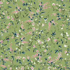 Charlotte Gaisford Hermitage Fabric Blue