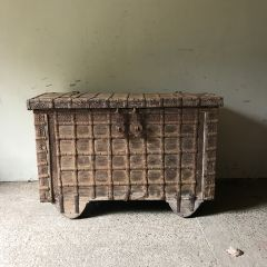 Iron Bound Marriage Chest