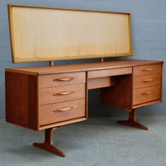 Mid Century Dressing Table Or Desk By Austinsuite