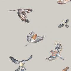 Juliet Travers Earlybird Wallpaper Stone Main
