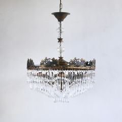 Large Waterfall Chandeliers