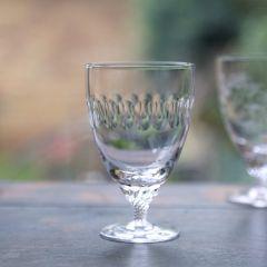 Set of 6 Ovals Bistro Wine Glasses