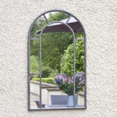 Hellebore Garden Mirror