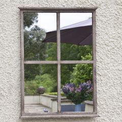 Shamrock Garden Mirror