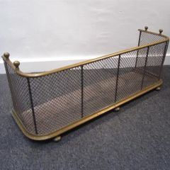 Victorian Fire Guard Fender