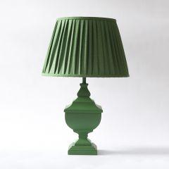 Monochrome Leaf Lampshade
