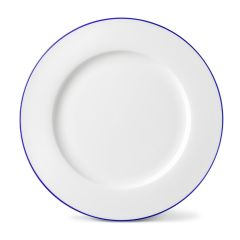 Rainbow Dinner Plate in Persian Blue