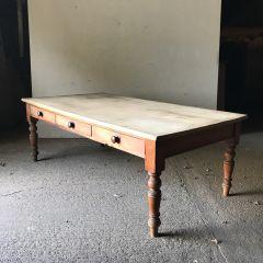 Pine Baker Table