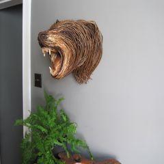 Willow Bear Sculpture