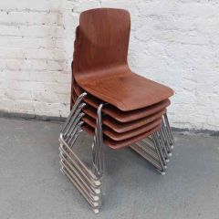Stacking Chairs by Pagholz
