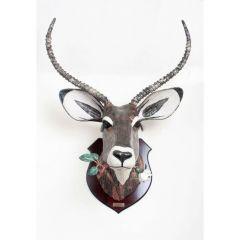 Decorative Waterbuck Head
