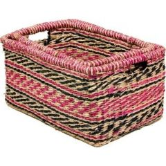 Set of 2 Zulu Shelf Baskets