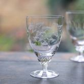 Set of 6 Fern Bistro Wine Glasses