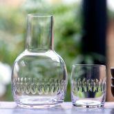 Lens Carafe & Glass
