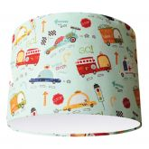 On Our Way! Fire Trucks Lampshade