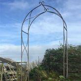 Romantic Rose Arch