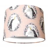 Pink Unicorns Lampshade