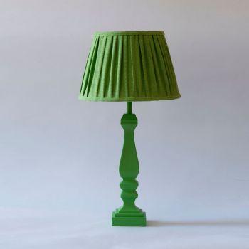 Melodi Horne Monochrome Gooseberry Green Lampshade