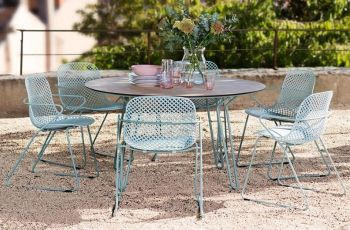 Set of 4 Ico Parisi Cocktail Chairs