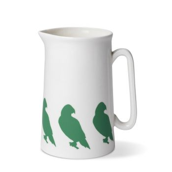 Guinea Fowl 1 Pint China Jug