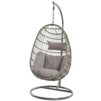 Indoor Outdoor Tuscany Egg Chair