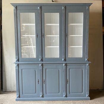 Painted Pine Custom Build Bookcase
