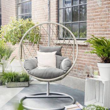 Pisa Indoor Outdoor Egg Chair