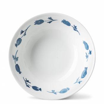 Rosehip China Dinner Bowl