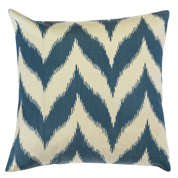 'Charlotte' Silk Cushion