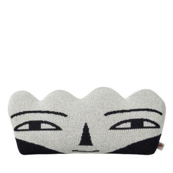 grey cloud cushion donna wilson