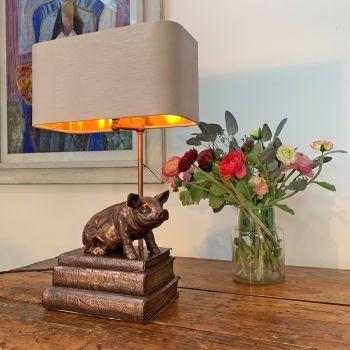 David Hunt Lighting Horace Lamp