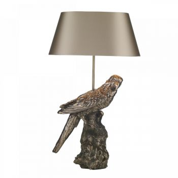 David Hunt Lighting Parrot Table Lamp