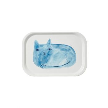 mini cat tray donna wilson