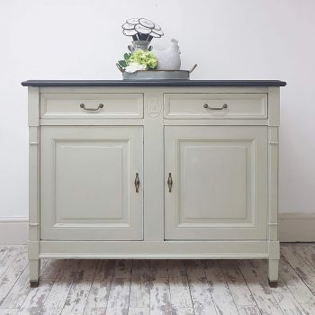 Earl Grey French Two Door Sideboard