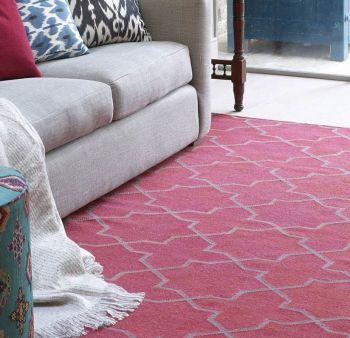 berber wool vintage rug Jennifer Manners