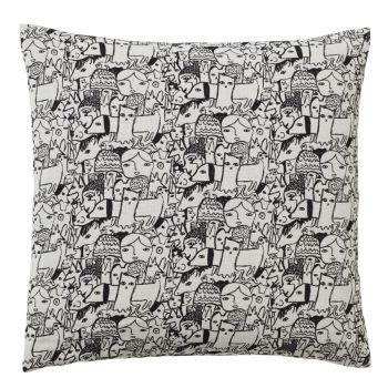 Folk Woven Cushion
