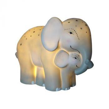 Baby Elephant Nightlight