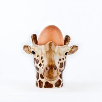 Quail Ceramics Giraffe Egg Cup