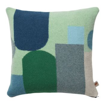 Hue Cushion – Blue