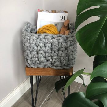 Felted Wool Baskets