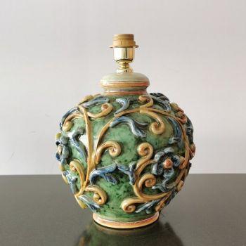 Handmade Ceramic Ganzaria Lamp